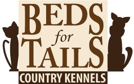 Beds for Tails Country Kennels Logo